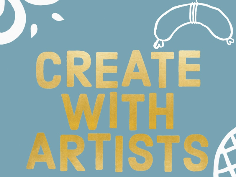Workshops from the Stedelijk Museum Amsterdam - Create Art from Home